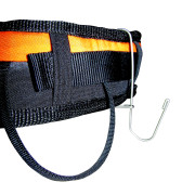 Adaptable to all harnesses